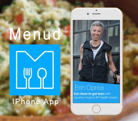 Meals with Menud iPhone App