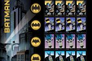 Batman Collectible Stamps